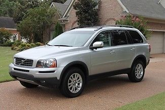 Volvo : XC90 I6 Great Service History Leather Seats Moonroof 3rd Row Seat Low Miles