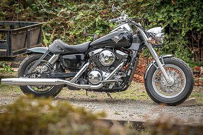 Kawasaki : Vulcan 1500 cc drifter