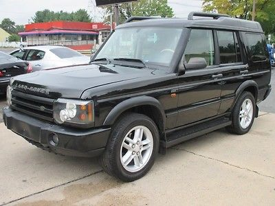 Land Rover : Discovery SE Se7 free shipping warranty dealer serviced clean carfax cheap 4x4 luxury 4.6