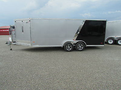 RC 3 PLACE SNOWMOBILE ENCLOSED TRAILER 7 X 23 *BIG SALE* DR TRAILER