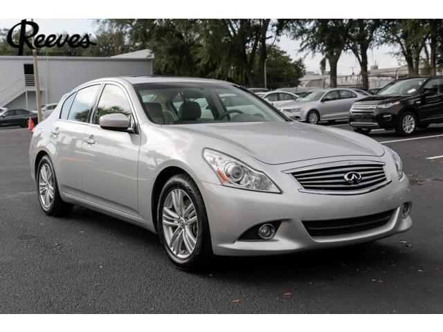 Infiniti : G 4dr Journey 4 dr journey 3.7 l bluetooth cd 4 wheel abs 4 wheel disc brakes 7 speed a t