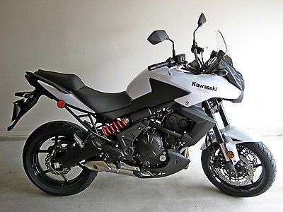 Kawasaki : Other 2013 kawasaki versys 650 like new only 33 miles with warranty and extras