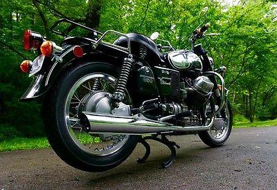Moto Guzzi : Eldorado Moto Guzzi Eldorado 850