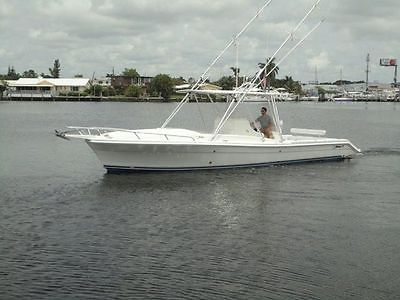 2005 STRIKE 35 ft CC w/ Cuddy - TWIN CUMMINS DIESELS - SERIOUS FISHING MACHINE!