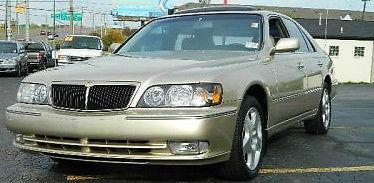 Infiniti : Q45 4s Gold 4s Heated seats. luxury car