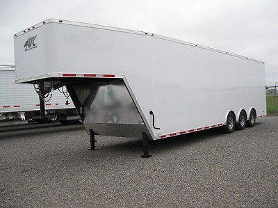 Premium 8.5X36 Enclosed Gooseneck Cargo Trailer