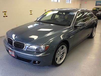 BMW : 7-Series 760Li 4dr Sedan 2007 bmw 7 series