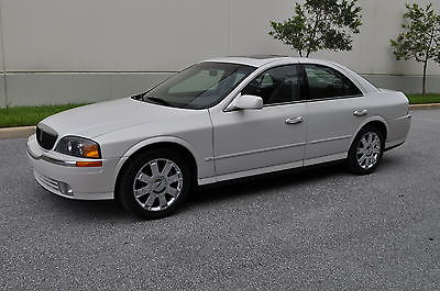 Lincoln : LS Only 70K Miles 2001 2002 2003 2000 2004 2005 2006 lincoln ls base sedan only 70 k miles 3.0 l