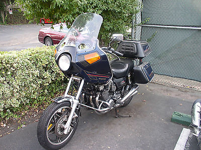 Honda : CB Honda CB1000 Custom--Rare--w/Complete Vetter Touring Package--Exc. Cond.!