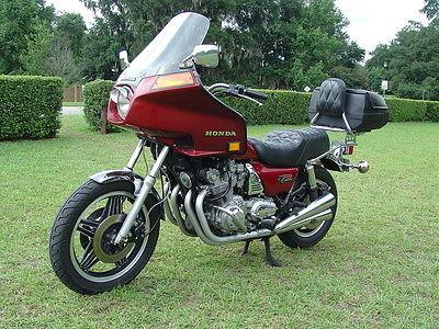 Honda : CB 1980 honda cb 900 c hondaline fairing 10 speed hi low transmission