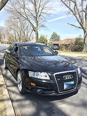 Audi : A6 S-Line, Premium Plus 2011 audi a 6 quattro s line sedan 4 door 3.0 l supercharged premium plus