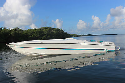 1993 Cigarette 31' powered by twin Mercruiser 465 !!!