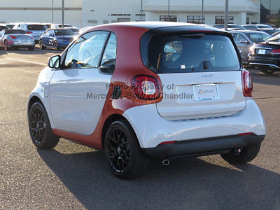Other Makes : fortwo electric drive 16 SMART PASSION CP 16 smart passion cp new 2 dr coupe gasoline 1.0 l 3 cyl white