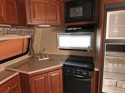 2014 Rockwood Ultralite 2608WS travel trailer in Great Shape