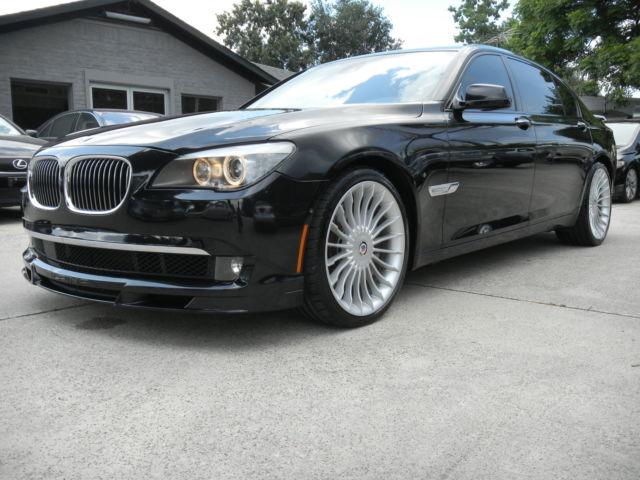 BMW : 7-Series ALPINA B7 2012 alpina b 7 lwb factory warranty carfax 1 owner like new accepting offers