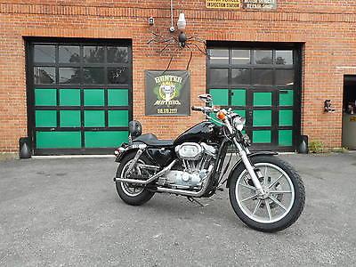 Harley Davidson Sportster 1991 Xlh 883 Stretched Tank Drag Bars Kool