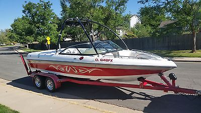 2003 wakesetter Vlx wake board boat not mastercraft or tige NO RESERVE