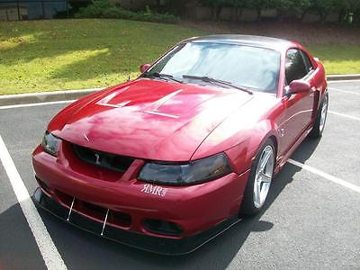 Ford : Mustang Cobra 2003 ford mustang svt cobra coupe 2 door 4.6 l