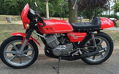 Yamaha : Other 1977 rd 400 newly rebuilt