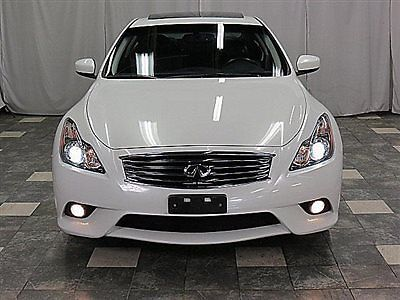 Infiniti : G37 2dr x AWD 2013 g 37 x s sport 35 k wrnty navigation cam heated seats sunroof loaded