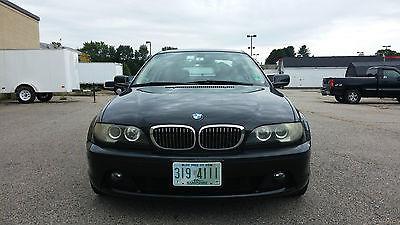 BMW : 3-Series Base Coupe 2-Door 2004 bmw 325 ci base coupe 2 door 2.5 l
