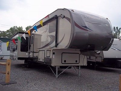 NEW 2015 CANYON TRAIL 33FRLQ 5TH WHEEL...WHOLESALE CLEARANCE EVENT!!