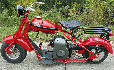 Cushman Eagle Motorcycles for sale