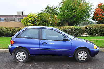 Geo : Metro LSi Hatchback 2-Door 1996 96 geo metro lsi automatic 1.3 l 4 cyl 95 k miles gas saver park anywhere