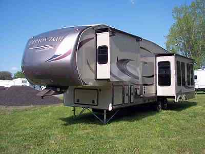 NEW 2015 CANYON TRAIL 32FTOK 5TH WHEEL WHOLESALE BLOWOUT!!