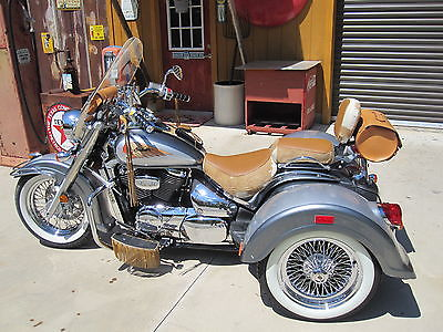Trike Cover Lehman Trikes Suzuki Boulevard C50 Tramp REALLY HEAVY DUTY
