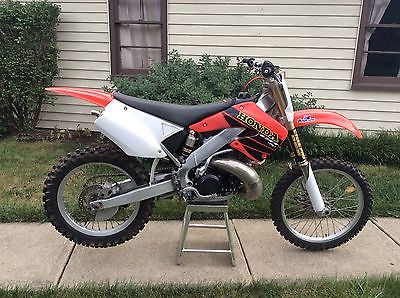 Honda Cr500 Motorcycles For Sale