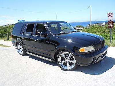 Lincoln : Navigator Custom Absolutely Beautiful 1999 Lincoln Navigator  Chrome 22