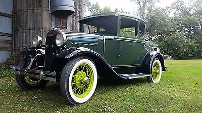 Ford : Model A 1930 ford model a coupe