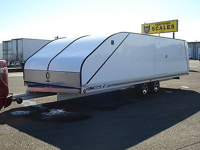 2012 FLOE 22' PROTECTOR Enclosed Snowmobile Trailer