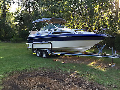 1988 sea ray with 1992 mercrusier and alpha one outdrive with 430 hours