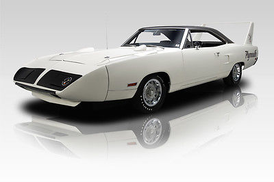Plymouth : Road Runner Superbird Investment Grade Numbers Matching Road Runner Superbird 440 Six Pack V8 390 HP