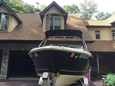 2007 Monterey 214 fs  with wakeboard tower
