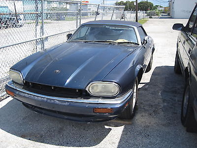 Jaguar : XJS 2+2 Convertible 2-Door 1996 jaguar xjs convertible