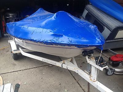 1994 Four Winns Fling + Trailer **AS IS - GOOD PRICE**