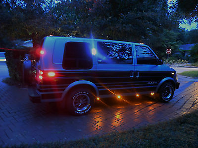 Chevrolet : Astro LT Standard Passenger Van 3-Door CUSTOMIZED VAN CHEVY CUSTOM ASTRO 1992 ZERO RUST AWESOME CONVERSION