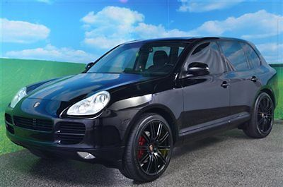 Porsche : Cayenne Coilovers * 22inch Panamera Wheels * Painted Trim Coilovers * 22inch Panamera Wheels * Painted Trim * LOW Miles *  Low Miles 4 dr