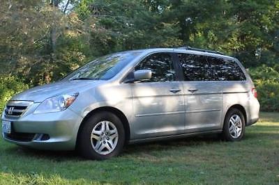 Honda : Odyssey EX-L 2007 honda odyssey ex l mini passenger van 4 door 3.5 l