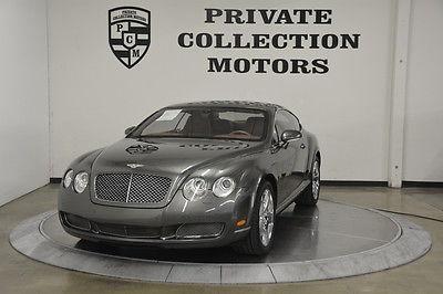 Bentley : Continental GT GT 2004 bentley gt