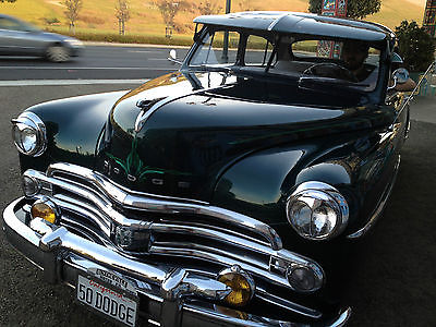 Dodge wayfarer cars for sale for 1950 dodge 2 door coupe