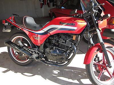 Kawasaki : Other 1983 kawasaki gpz 305 gpz ex 305 motorcycle excellent