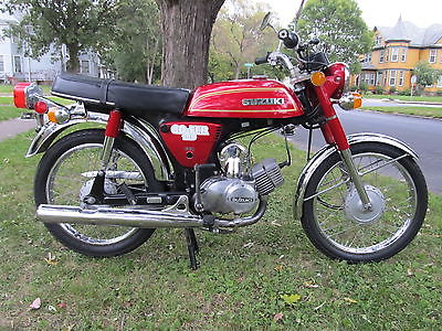 1976 Suzuki 100 Motorcycles for sale