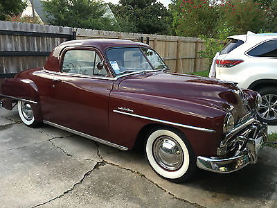 Plymouth : Other Concord 1951 plymouth concord buisnes cupe