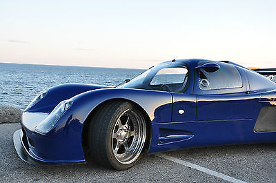 Replica/Kit Makes : Ultima Sports GTR 2012 ultima gtr royal blue with 704 hp ls 7 650 tq rebuilt g 50 52 with new lsd