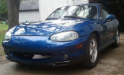 Mazda : MX-5 Miata 10th Anniversary Edition 1999 mx 5 miata 10 th anniversary edition