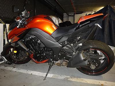 Kawasaki : Other 2012 kawasaki zr 1000